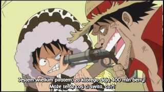 Luffy vs Fake Luffy - One Piece