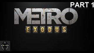PC!!! Metro Exodus-začínám