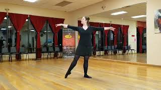 Online lesson for Ballet Classes #2