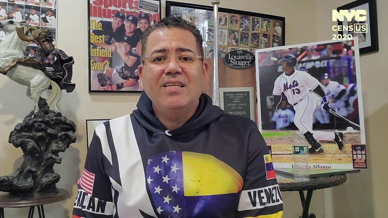 El Legendario Edgardo Alfonzo De Los Mets Presenta Un Anuncio De Servicio Público