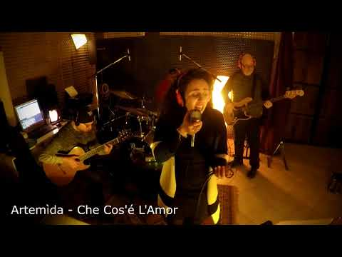 Artemìda - Che Cos'è L' Amor - Live