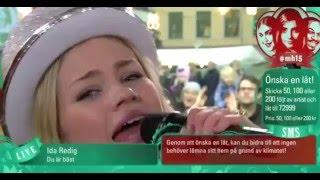 Ida Redig - Du är bäst  | Live ✰ Musikhjälpen 2015 ✰