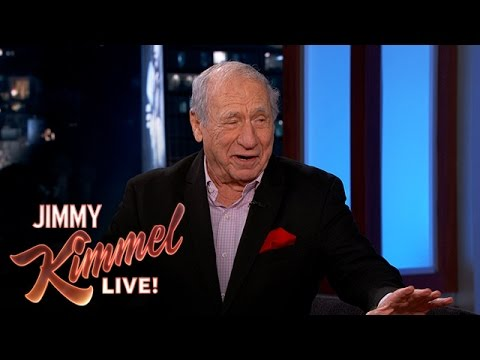 Mel Brooks on Young Frankenstein