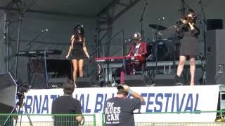 The Rooster Davis Group Calgary Bluesfest 2016