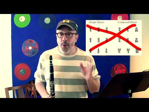 """Cinco Bocetos —music with """"time"""" but with no time signature. Whaa?"""