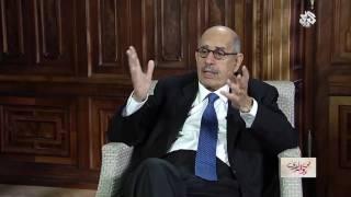 البرادعي يكشف كواليس إلغاء مرسي دعوة السيسي للحوار مع الأحزاب