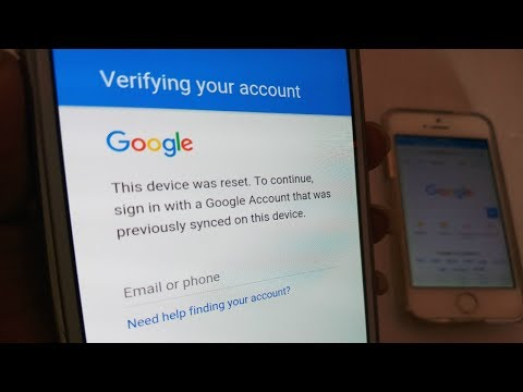 Bypass Google Account Verification Samsung J7 (NEW WAY)