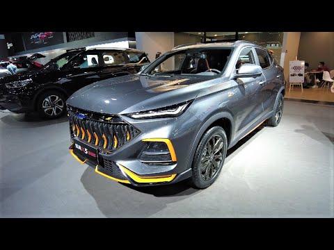 2021 Changan Oshan X5 Sport Walkaround—2021 Chengdu Motor Show—2021款长安欧尚X5运动版,外观与内饰实拍