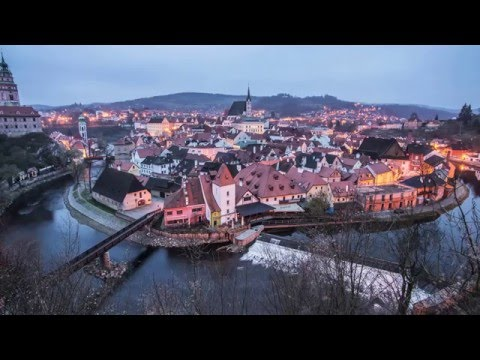 Central Europe Time-Lapse