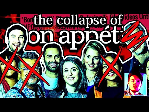 The Collapse of Bon Appetit | Jack Saint