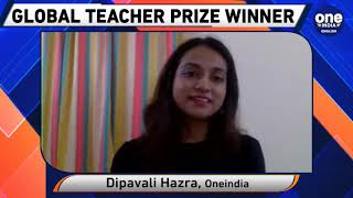 Ranjitsinh Disale speaks on winning Global Teacher Prize | Oneindia News