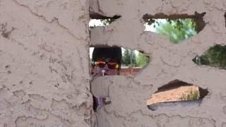 My redneck neighbor blames me for stealing her rocks