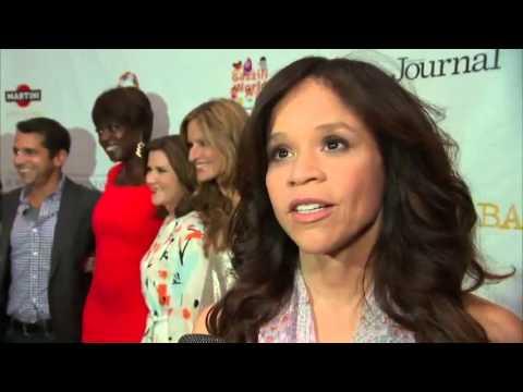 Rosie Perez 'Won't Back Down' Interview! HD]