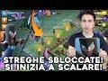 STREGHE SBLOCCATE Si inizia a SCALARE 3150 COPPE Nuovo Villaggio Clash of Clans ITA