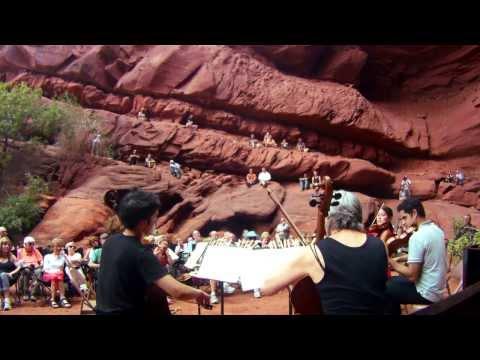 Visit the Moab Music Festival