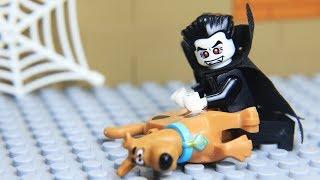Lego Halloween Scooby Doo vs Vampire Episode 02