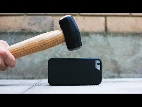 10 Crazy New Inventions You Muse See - Indestructible iPhone 7 Case?