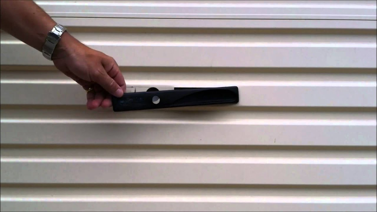 How To Break Into A Shed Roller Door Youtube Make Your Own Beautiful  HD Wallpapers, Images Over 1000+ [ralydesign.ml]