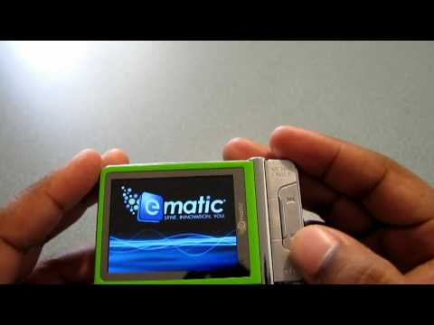 Ematic MP3 Player E5 Series Review