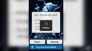 Kaka - Hướng dẫn Tìm kiếm bài hát, Thu âm và Chia sẻ screenshot 2