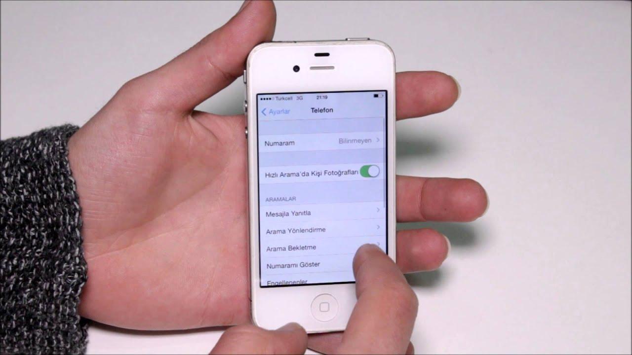 iphone 6s arama kaydı kaç günlük