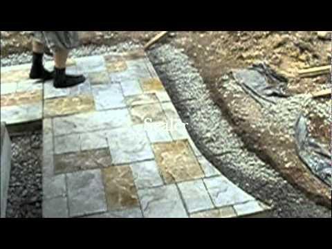 Advanced Concrete Creations Stamped Concrete Video
