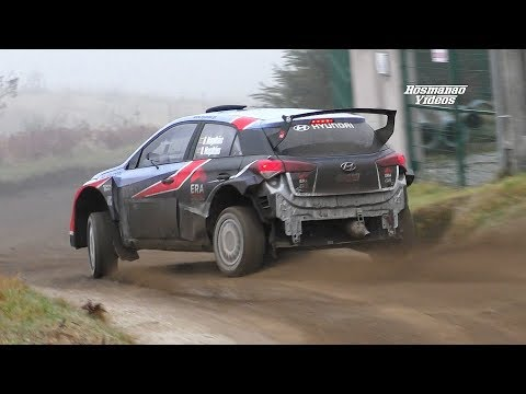 Rali Bruno Magalhães Fafe Test Hyundai R5 (Flat Out Sound) Full HD