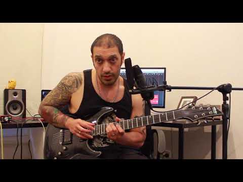 How to play 'Get The Funk Out' by Extreme Guitar Solo Lesson w/tabs