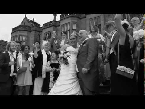 Matfen Hall Wedding Video