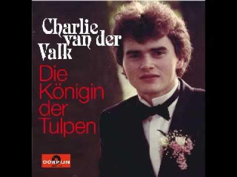 Charlie van der Valk  Die Königin der Tulpen