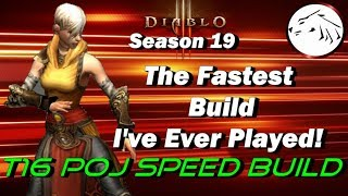 Diablo 3 Season 19 Patterns Of Justice - Fastest Build I've Played In Diablo 3 Guide