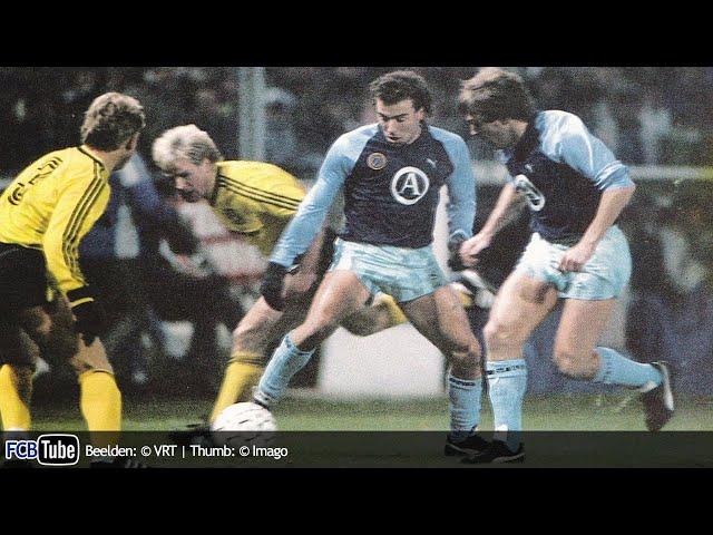 1987-1988 - UEFA-Cup - 06. 8ste Finale - Club Brugge - Borussia Dortmund 5-0