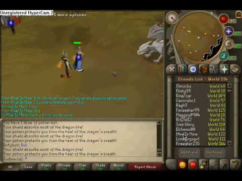 Steel/Metal Dragon Hunting~~THOROUGH 07SCAPE GUIDE