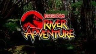 [720p] Universal Studios Roblox - Jurassic Park River Adventure