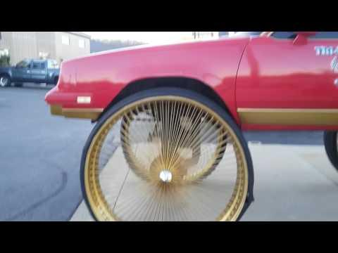 50 inch wheels on Olds Cutlass
