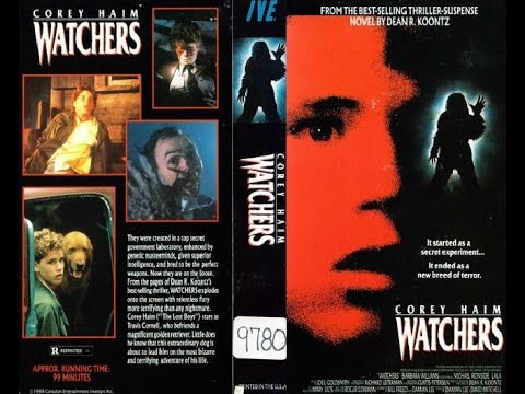 Watchers (1988) Movie Review - A Childhood Favorite