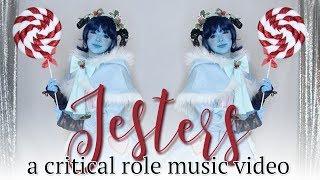 Jesters — a Critical Role Parody Music Video