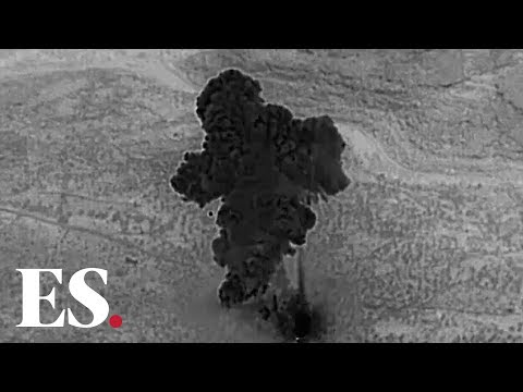 Baghdadi: Pentagon video of raid that killed Isis leader Abu Akhr Al Baghdadi