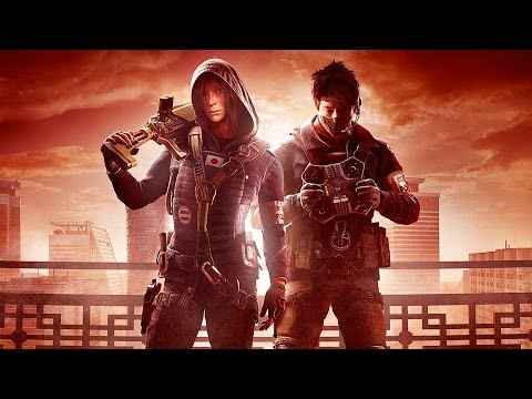 "Rainbow Six Siege - OPERATION RED CROW ""HIBANA & ECHO"" NEW JAPANESE OPERATORS GAMEPLAY!!"