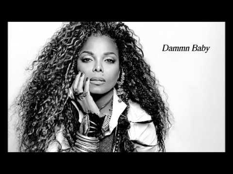 Janet Jackson - Dammn Baby (Audio)