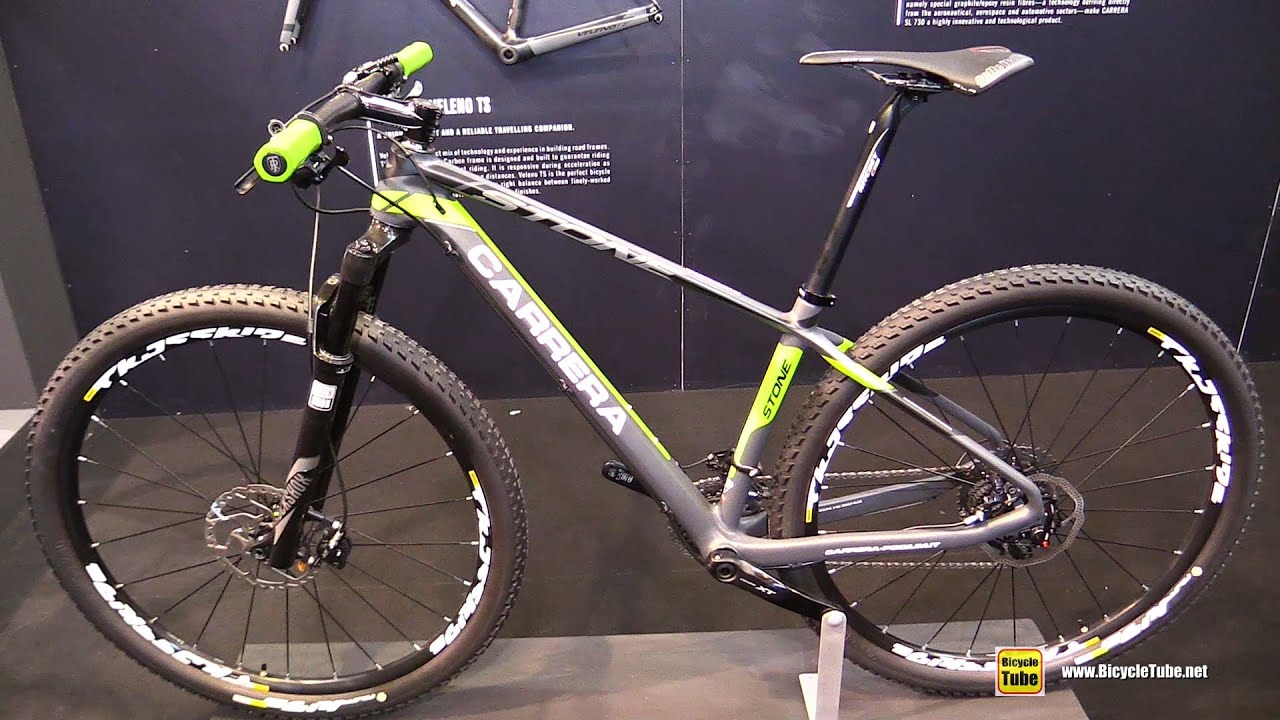 2016 Carrera Stone Mountain Bike Walkaround 2015 Eurobike
