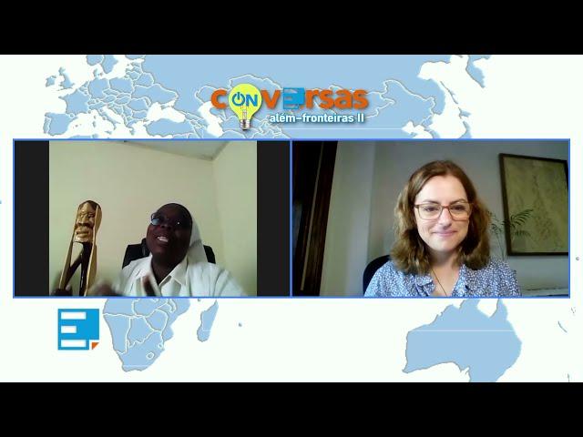 Conversas Além fronteiras: O desafio da educação em Angola - Ir. Violante Manuel