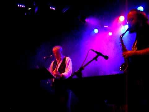 Red Krayola live in London ICA  -War Sucks 19/11/09