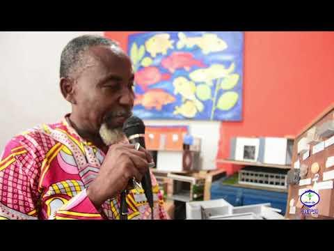 Académie des beaux-arts Kinshasa, l'école de formation d'Alfred Liyolo et Papa Lufua. Documentaire