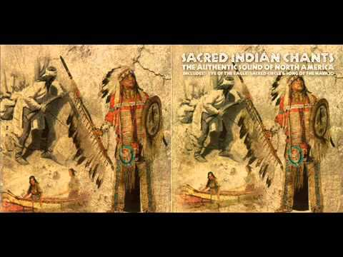 Sacred Indian Chants   The Authentic Sound Of North America 2002 Full