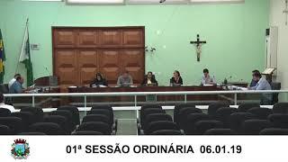 Sessão da Câmara  06.02.19