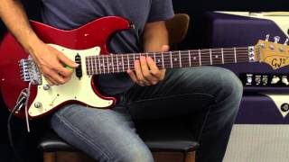 Hard Rock Soloing Tips - Pentatonic Licks - Guitar Lesson - How To Solo - GJ2 Guitars
