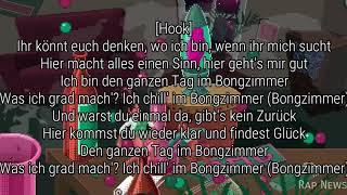SXTN - Bongzimmer (OFFICIAL LYRICS VIDEO)