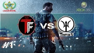 BF4 Competitivo - Escada LBB - tF vs TriT - #1