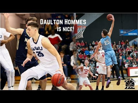 """6'7"""" W Daulton Hommes Is NICE !! Skilled, Late Bloomer Has Serious Game"""